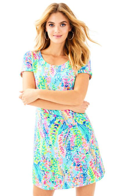 LILLY PULITZER UPF 50+ TAMMY DRESS