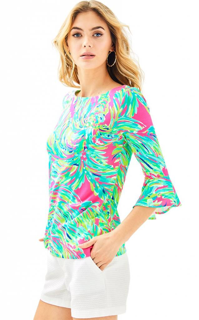 LILLY PULITZER FONTAINE TOP