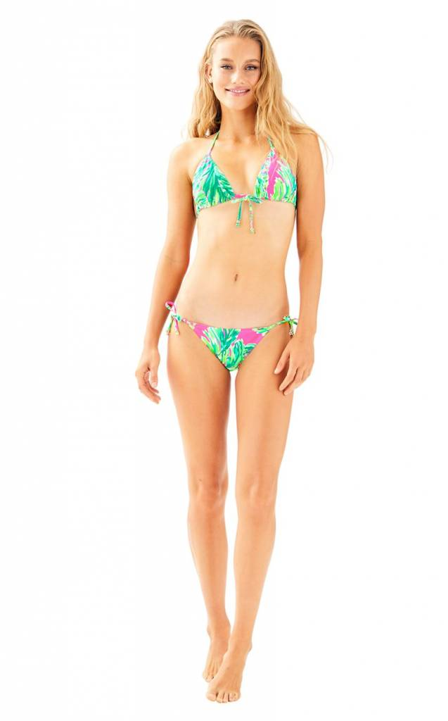 LILLY PULITZER TROPIC STRING BIKINI BOTTOMS
