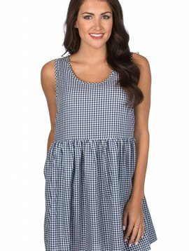 LAUREN JAMES BROOKE DRESS