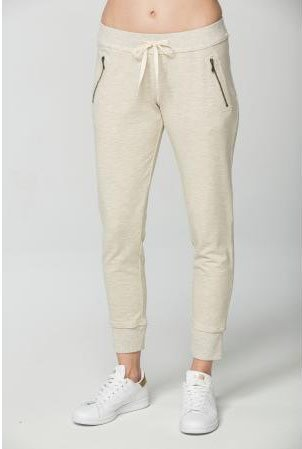 SUNDAYS NYC HERB JOGGER ZIPPER POCKETS SWEAT PANTS