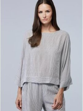 SUNDAYS NYC LEA EASY BLOUSE