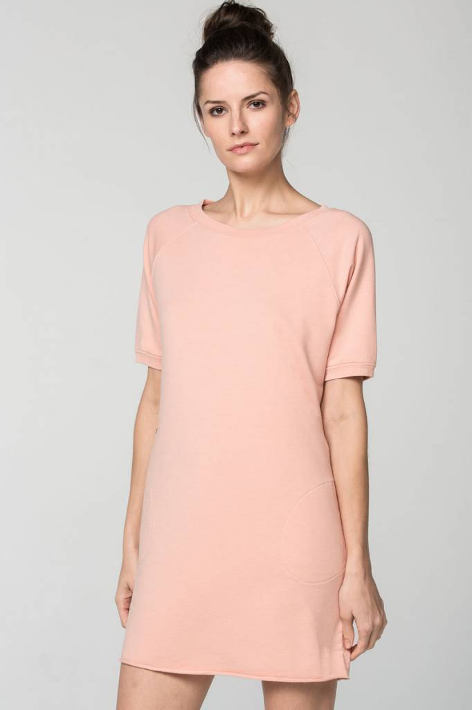 SUNDAYS NYC YOGI EASY T-DRESS