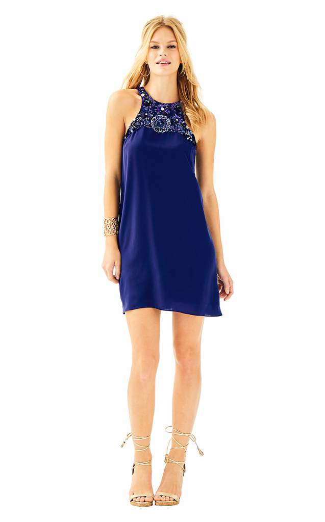 LILLY PULITZER  CELSEA SHIFT SHIFT DRESS