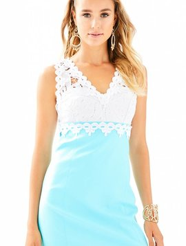 LILLY PULITZER SANDI STRETCH SHIFT DRESS