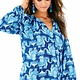 LILLY PULITZER MARTINIQUE TOP