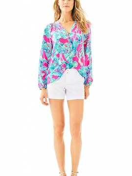 LILLY PULITZER JOETTE STRETCH SHORTS