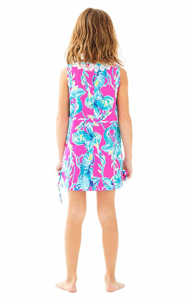 LILLY PULITZER LITTLE LILLY CLASSIC SHIFT