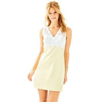 LILLY PULITZER SANDI STRETCH SHIFT DRESS