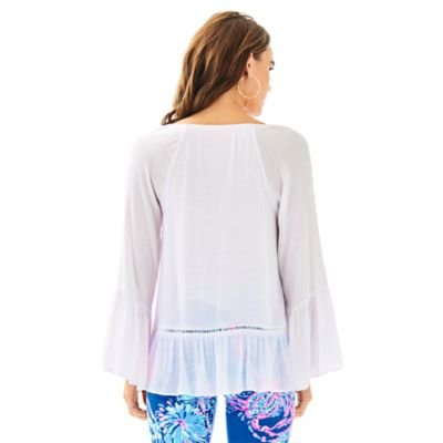 LILLY PULITZER AMISA TOP