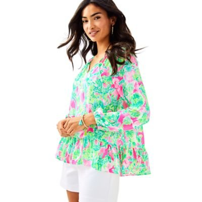 LILLY PULITZER TENSLEY TOP