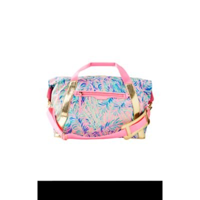LILLY PULITZER SUNSEEKERS TRAVEL TOTE BAG