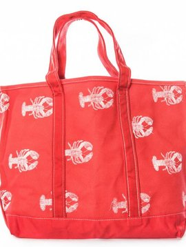 CRAB & CLEEK CANVAS TOTE