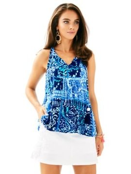 LILLY PULITZER AVERY TOP