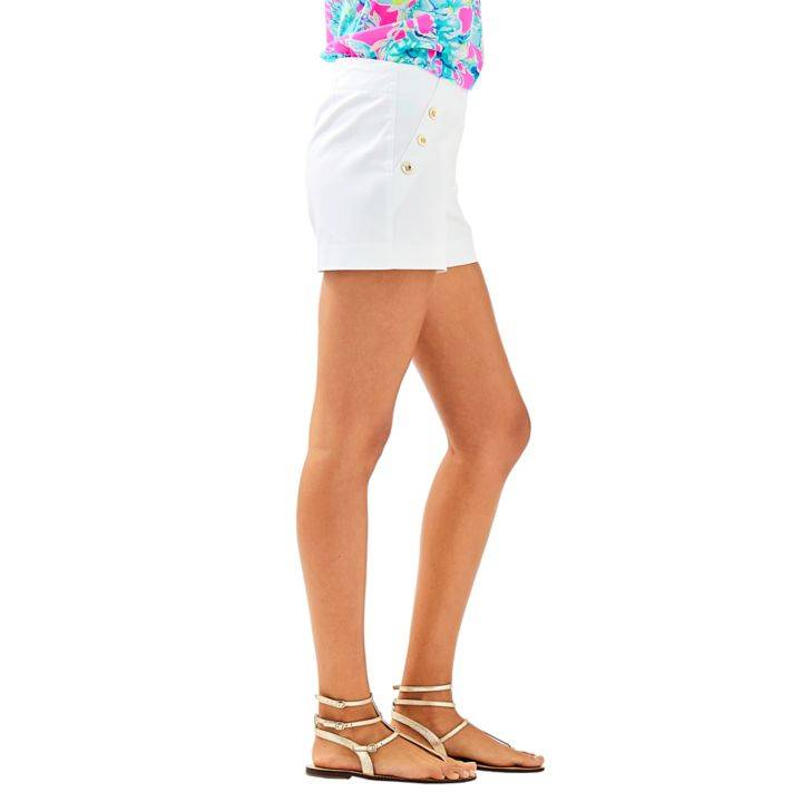 LILLY PULITZER MARINA STRETCH SHORTS