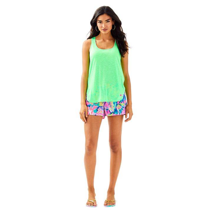 LILLY PULITZER LUXLETIC KAI TANK TOP