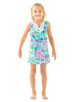 LILLY PULITZER MINI HARPER SHIFT DRESS