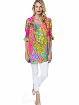 JULIE BROWN LENNY DRESS/TUNIC