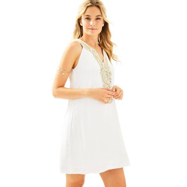 LILLY PULITZER VALLI SOFT SHIFT DRESS