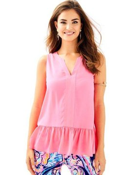 LILLY PULITZER GRAMERCY TOP