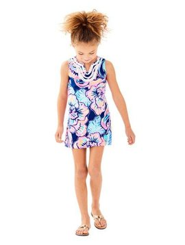 LILLY PULITZER GIRLS MINI HARPER SHIFT