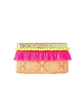 LILLY PULITZER BAJA CLUTCH