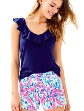 "LILLY PULITZER 5"" HAZELLE STRETCH SHORT"
