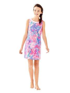 LILLY PULITZER GIRLS MINI MILA SHIFT DRESS