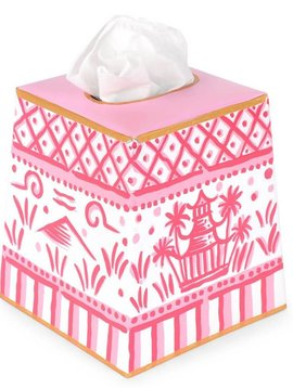 JAYES STUDIO PAGODA TISSUE BOX