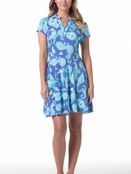 TORI RICHARD BEVERLY DRESS
