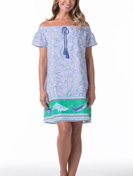 TORI RICHARD DAWN DRESS