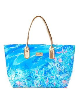 LILLY PULITZER BREEZY POOL TOTE