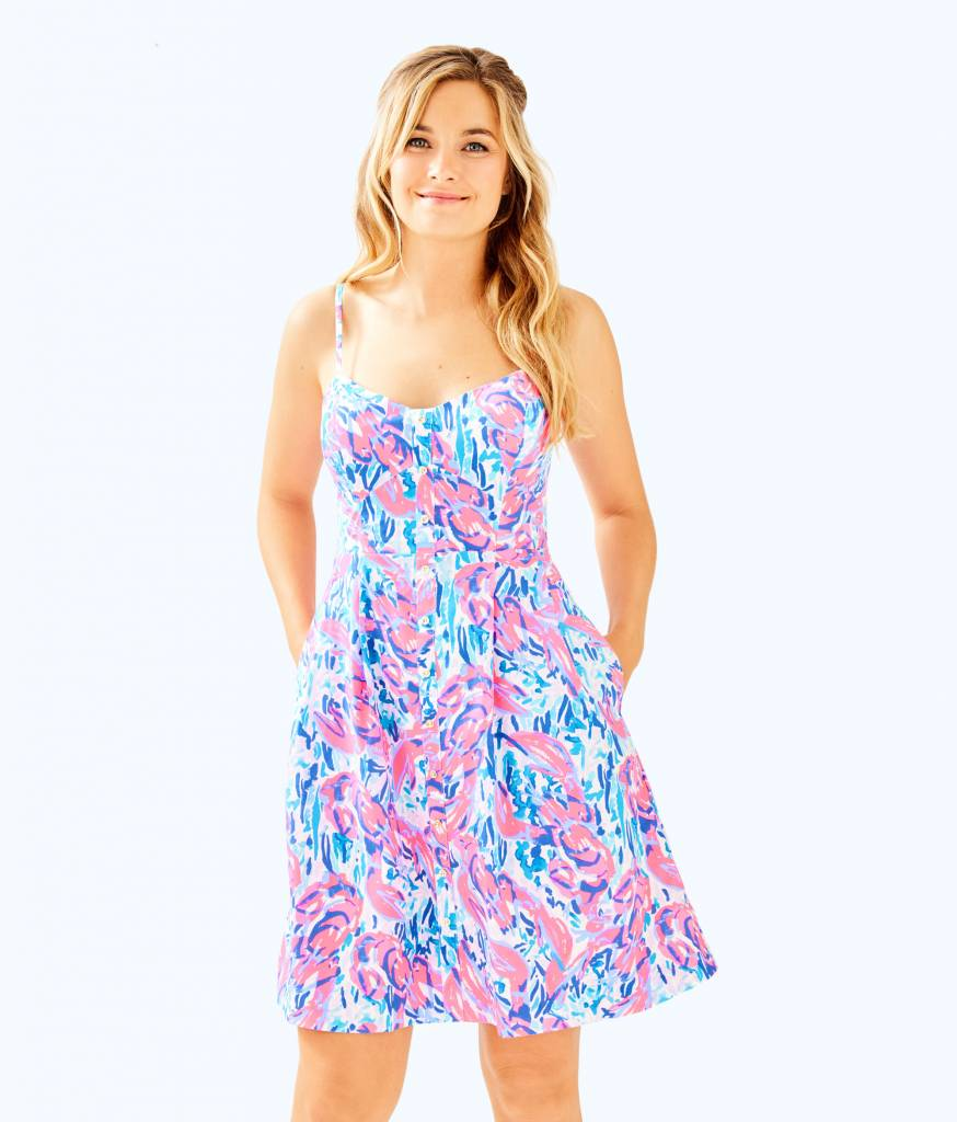 LILLY PULITZER  EASTON DRESS