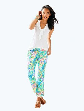 LILLY PULITZER ADEN LINEN PANT