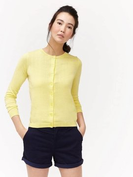 JOULES SKYE BUTTON FRONT KNITTED CARDIGAN