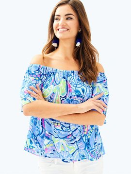LILLY PULITZER SAIN TOP