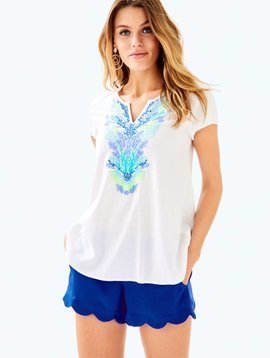 LILLY PULITZER SEA AVE TOP