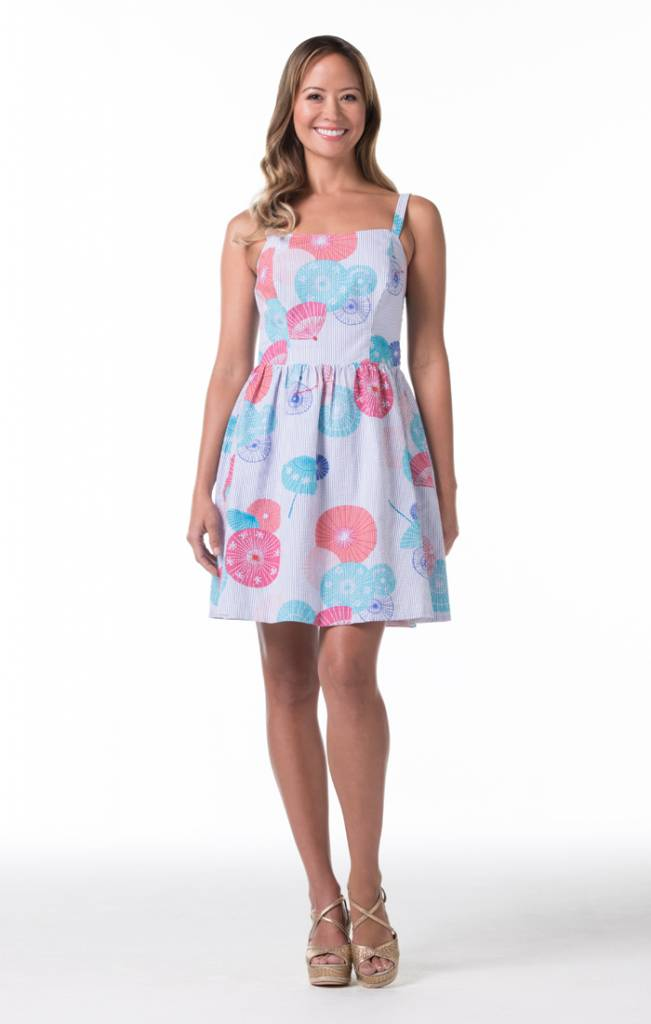 TORI RICHARD KELLY DRESS