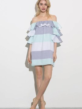 AMANDA UPRICHARD MILLER DRESS