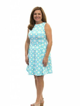 KATHERINE WAY HAVANA DRESS CRAZY DAISY