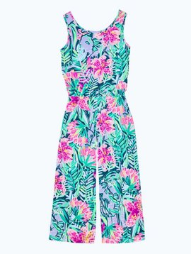 LILLY PULITZER GIRLS MINI KORI JUMPSUIT