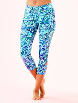 LILLY PULITZER UPF 50+ WEEKENDER CROPPED PANT