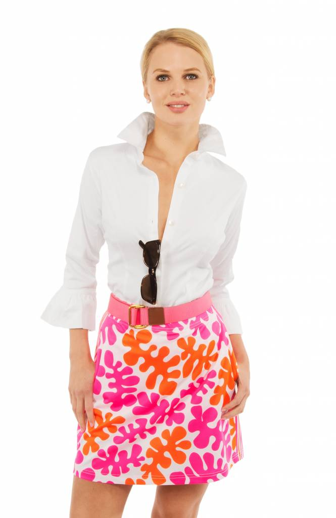 GRETCHEN SCOTT PRISS BLOUSE
