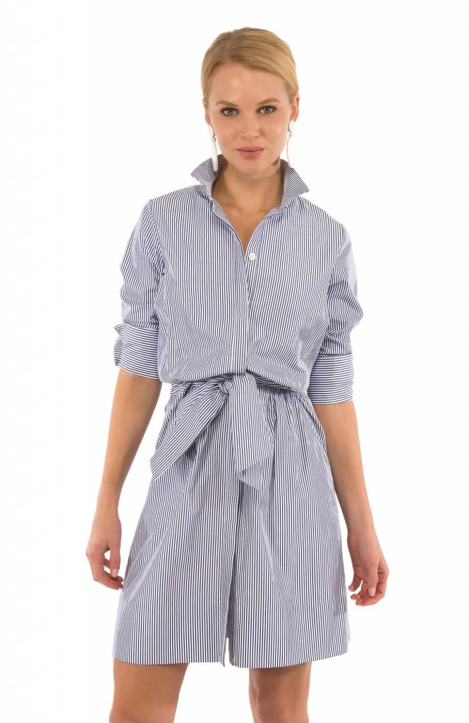 GRETCHEN SCOTT BREEZY BLOUSON DRESS