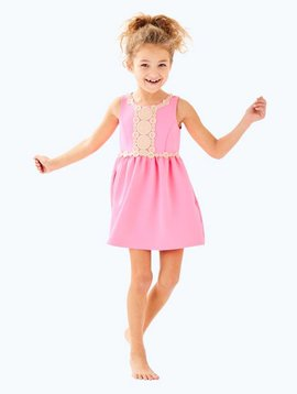 LILLY PULITZER GIRLS BAYLEE DRESS