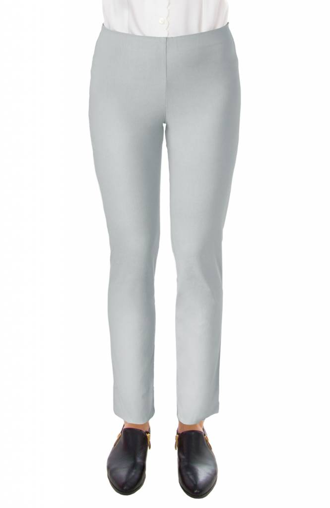 GRETCHEN SCOTT SPANDEX GRIPE LESS PULL-ON PANT