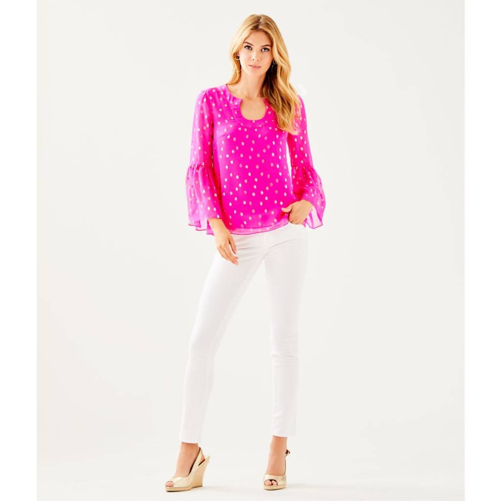 LILLY PULITZER AMORY TOP