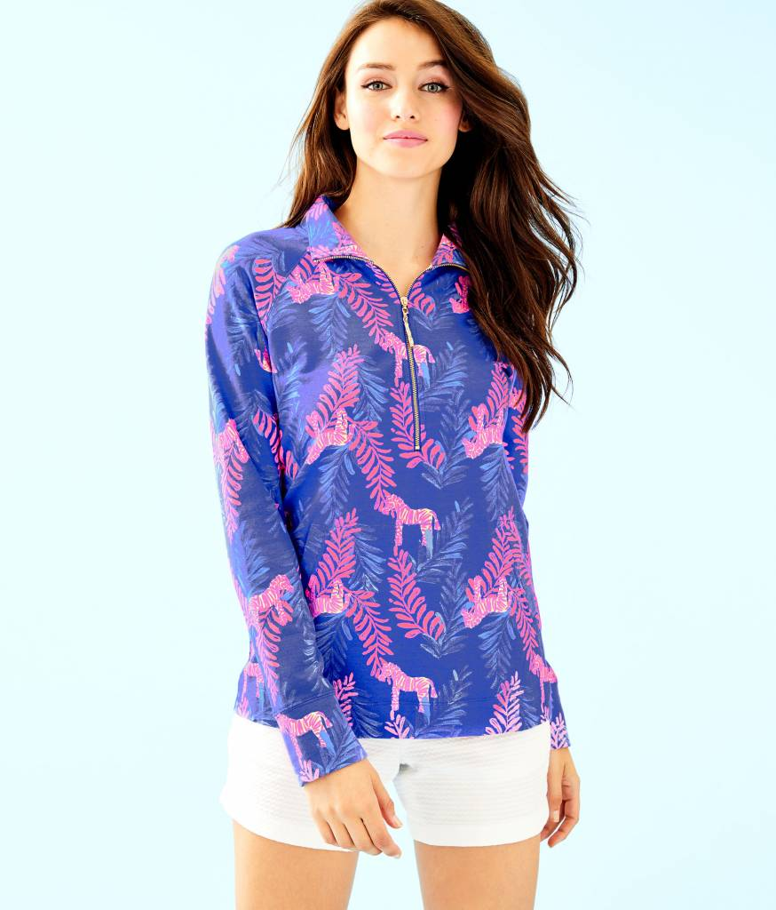 LILLY PULITZER 50+ SKIPPER PRINTED POPOVER