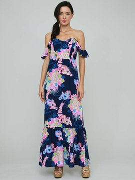 ALICE & TRIXIE ANN MAXI DRESS