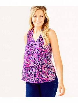 LILLY PULITZER AMANDINE TOP